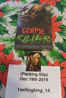 Limited Run Games #279 Corpse Killer CE (PS4) READY TO SHIP!!!
