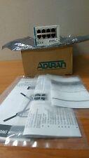 Adtran 1184525E1G OPTI-6100 ETHM8E