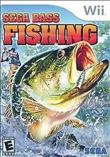 Sega Bass Fishing (Nintendo Wii, 2008)