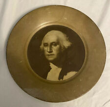 """Antique Pre Pro American Brewing Company 10"""" Beer Tray - Great Falls, Montana"""