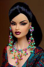 Fashion Royalty jewelry Eugenia Isha Vanessa Kyori Anja