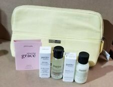 Philosophy❤Purity Power Skincare❤Travel Set w/ Yellow Bag❤Free Shipping