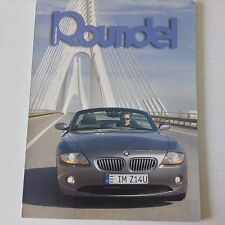 Roundel BMW Magazine A new Z4 BMW Art December 2002 052817nonrh