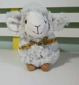 SHEEP PLUSH TOY GREY NEW ZEALAND STUFFED ANIMAL PROKIWI 2017 20CM