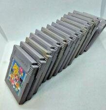 Nintendo GameBoy Game lot Authentic Original *You Select*