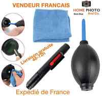 Kit de nettoyage photo 3 en 1. envoi gratuit