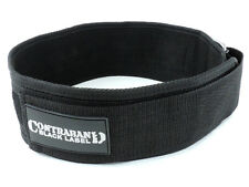 CLEARANCE 50% OFF!!!!! Contraband Black Label 4010 4in Nylon Lifting Belt