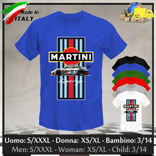 """T-shirt """"MARTINI RACING"""", Limited Edition Gulf GP Cup Race Steve, Collez. 2021!"""