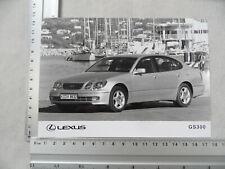 Foto Fotografie photo photograph LEXUS GS 300 Nr. 4  SR220