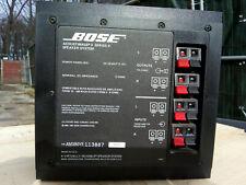 Bose Acoustimass 3 Serie 2 - Subwoofer - Bassbox - HIFI