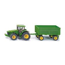 Siku Toys SIKUFARMER John Deere 8430 Tractor with Trailer - Scale 1:50 - 1953