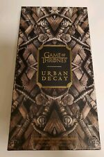 Game of Thrones xUrban Decay Eye Shadow Palette Limited Edition Authentic - New