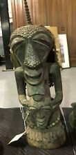 OLD Authentic LARGE Original African Fetish STATUE Songye Tribe Congo Tribal Art