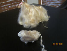 BARBIE Vintage GLAM N GROOM LACEY  Blonde Afghan Hound MARSHMELLOW Cat