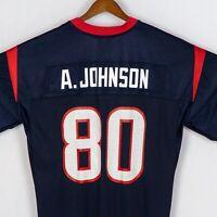 Andre Johnson Houston Texans Jersey Mens XL NFL Authentic Reebok NWT