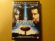 DVD / THE ARRIVAL ( CHARLIE SHEEN, TERI POLO, RON SILVER )