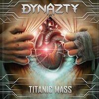 DYNAZTY - TITANIC MASS   CD NEU