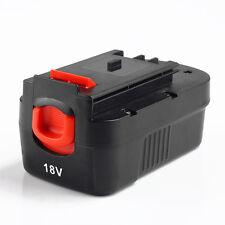 favorite_border 18V 18 Volt 2000mAh Battery For Black & Decker Firestorm FS18BX