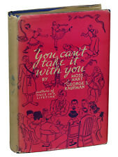You Can't Take It With You by MOSS HART & GEORGE KAUFMAN ~ First Edition 1937