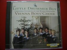 The Little Drummer Boy  Christmas Favorites By The Vienna Boys Choir NISW