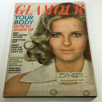 VTG Glamour Magazine: April 1968 - Cheryl Tiegs Fashion Cover
