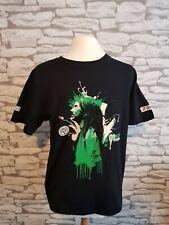 Sir Benni Miles Hip Hop Shirt medium black