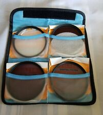 New dHD Digital filters 77mm Neutral Density ND2 ND4 ND8 & soft 77mm filters Set