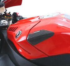 R&G Racing tanque de fibra de carbono deslizadores para caber Yamaha YZF R1 2015 - 2017
