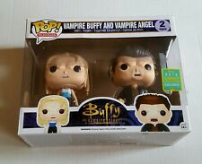 Funko Pop Television: Vampire Buffy & Vampire Angel - Btvs - Sdcc Exclusive 2016