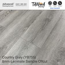 Sample Offcut Country Grey 8mm Laminate Floor Timber Floors Floating Floorboards