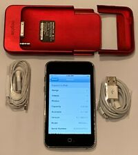 Apple iPod Touch 2nd Generation 8GB Black - USED