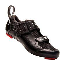 Bicycle Shoes Flr F-121 Triathlon Black - Size 42