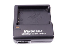 MH-61 Battery Charger For Nikon EN-EL5 P80 P90 P100 P500 P510 P5100 P6000