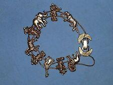 Disney Mickey Mouse & Minnie Mouse Animal Kingdom Safari Bracelet