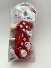 Rock Candy Ps3 Wired Controller Red