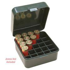MTM S25D11 Forrest Green Shotshell Ammo Box 25 Round