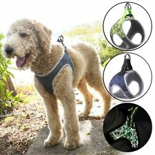 Dog Harness No Pull Vest Adjustable Reflective Pet Dog Puppy Collar Walking S-L