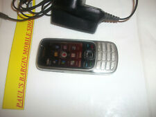 Nokia 6303c Classic Steel 3.2 Megapixel Mobile Phone