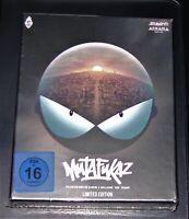 Mutafukaz Limitée Édition En Relié Capbox blu ray +DVD + CD Neuf