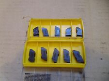 Kennametal NR3M 150L - 3mm DIAM RAGGIO profilazione/SCANALARE inserti pacchetto di dieci.