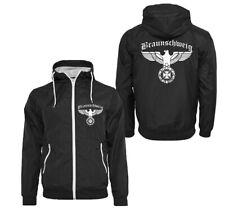 Windbreaker Jacke Braunschweig Reichsadler Deutsches Reich Deutschland Wehrmacht