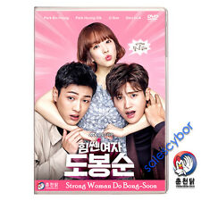 Strong Woman Do Bong Soon Korean Drama (4DVD) Excellent English (BEST Quality)