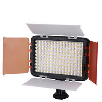 Portable OE-160 LED Video Light Lamp for Canon Nikon DSLR Camera DV