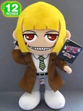 BIG 12'' 30CM Bleach Plush Stuffed Doll Brown Yellow White BLPL2850