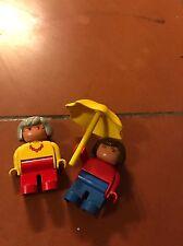 Lego Duplo 2 Figuren Pärchen Päärchen Bausteine NEUWERTIG