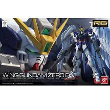 BANDAI RG XXXG-00W0 Wing Gundam Zero EW 1/144