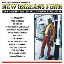 New Orleans Funk: Original Sound of Funk by Various Artists (Vinyl, Oct-2007, 3 Discs, Soul Jazz)