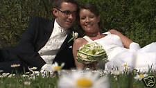 Reportage filmé en  vidéo HD de votre mariage