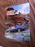 1980 MERCURY COUGAR XR7 COLOR BROCHURE CATALOG PROSPEKT