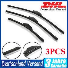 Scheibenwischer vorne + hinten Set Für VW Golf 4 IV 1J1 1.9 TDI 480mm+530mm+330m